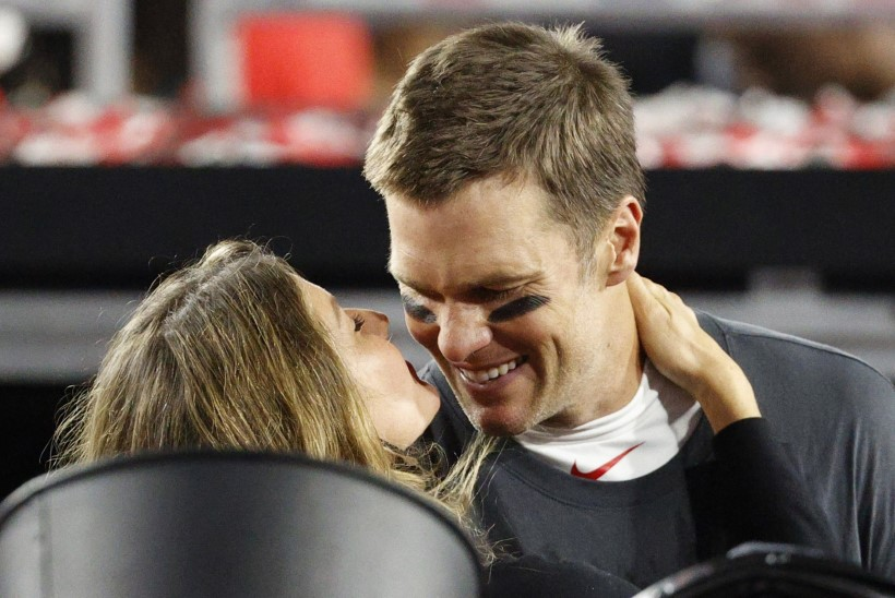 Gisele Bündchen ülistab Super Bowlil triumfeerinud abikaasat