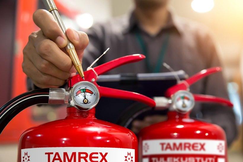 Kas sinu tulekustuti on töökorras – kuidas seda kindlaks teha?