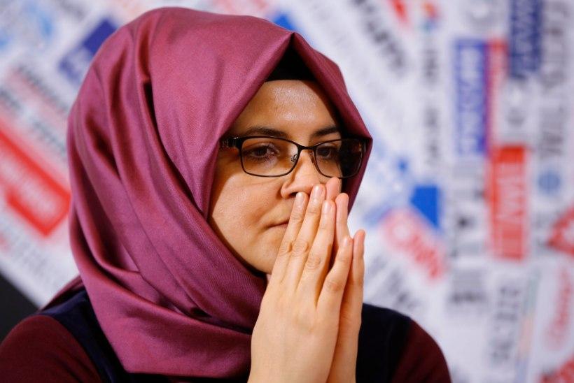 Tapetud ajakirjaniku kihlatu: Saudi kroonprintsi tuleb viivitamatult karistada
