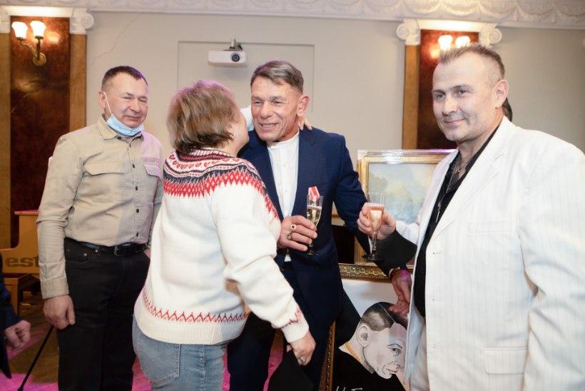 GALERII | Ärimees Nikolai Bleskovi sünnipäevapeol astus üles ka Erich Krieger