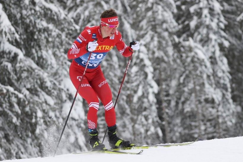 Kolmekordne olümpiamedalist murdis enne põhiala käeluu, venelase jaoks on MM läbi
