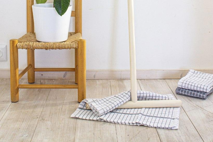 Isetehtud tööriista vastu ikka ei saa: eriti lahedad põrandamopid!