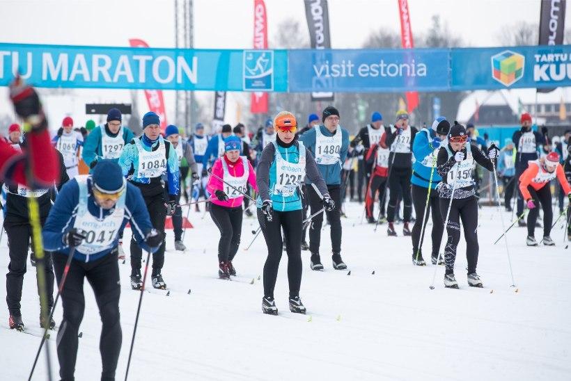 Terviseamet: Tartu Maratoni koroonajuhtumite puhul ei ole tegemist koldega