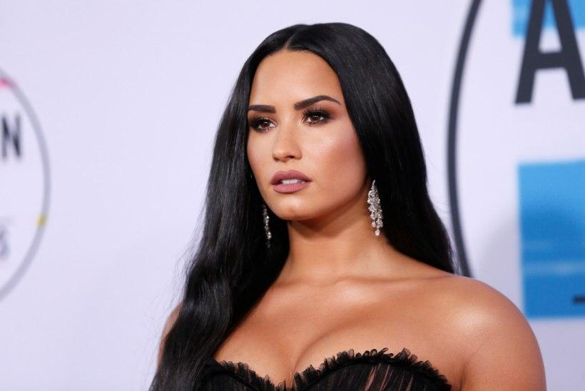 Demi Lovato: narkootikumid on korduvalt ka mu elu päästnud