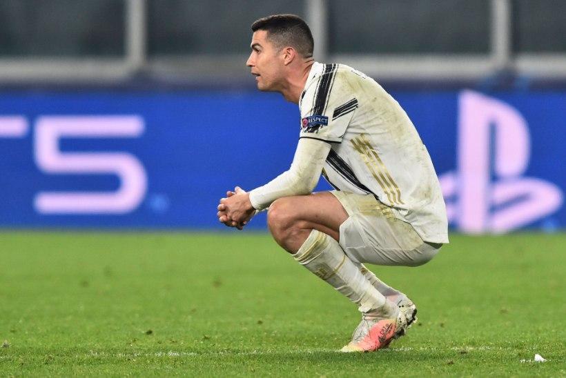 ŠOKK! Porto kukutas Torino Juventuse konkurentsist