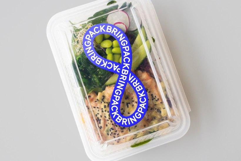 Eesti firma toob turule uudse korduskasutatavate toidupakendite ringlussüsteemi