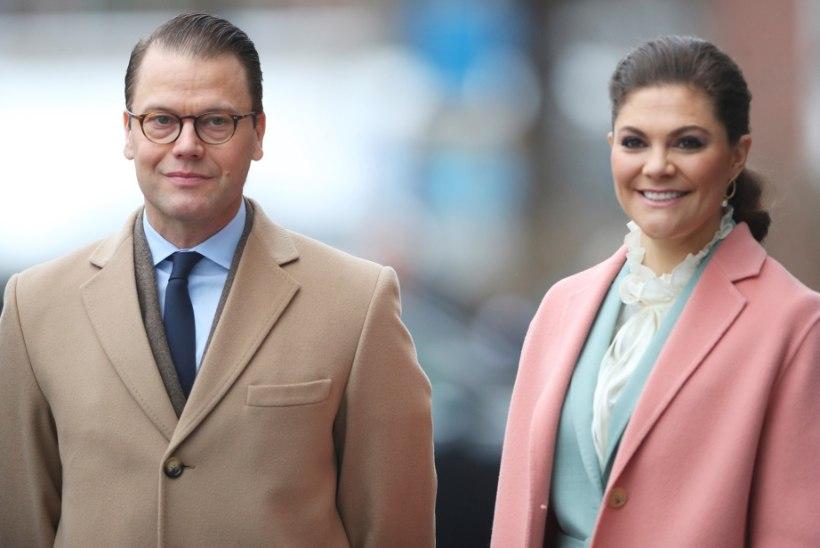 Rootsi kroonprintsess Victoria on nakatunud koroonaviirusega