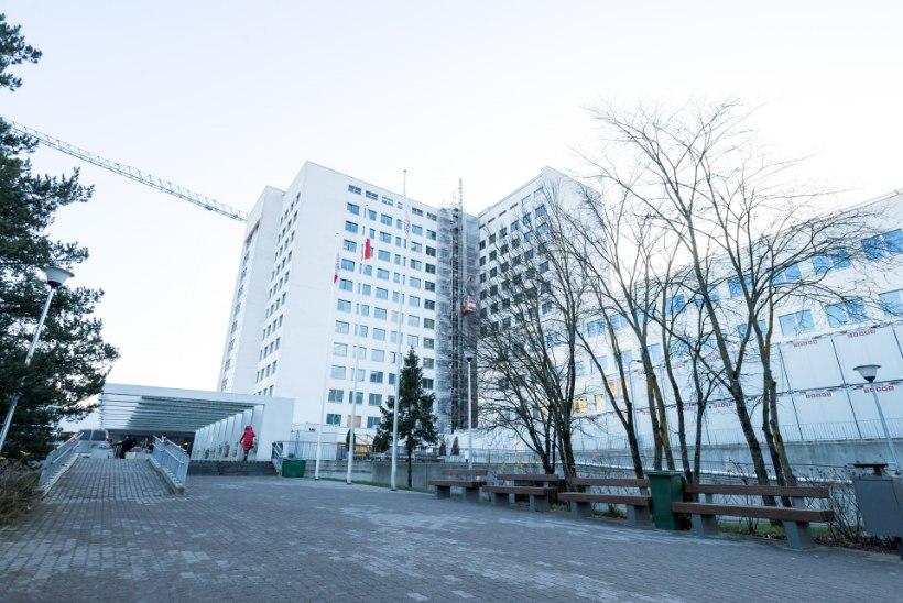 Terviseandmed: haigla pöördus politsei nõudmiste tõttu justiitsministeeriumi poole