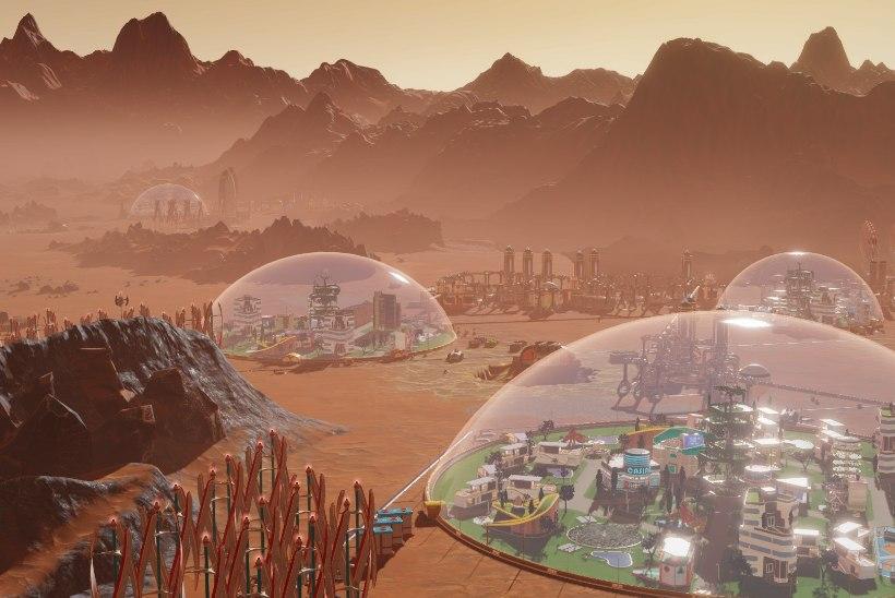 Epic Games annab sulle võimaluse täiesti tasuta Marsile kolida