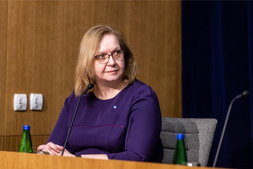 """KAS TÄISEALINE PEAKS SAAMA 14AASTASEGA SEKSIDA? Justiitsminister Maris Lauri: """"Mulle on selgitatud, et see on juba praegu karistatav!"""""""