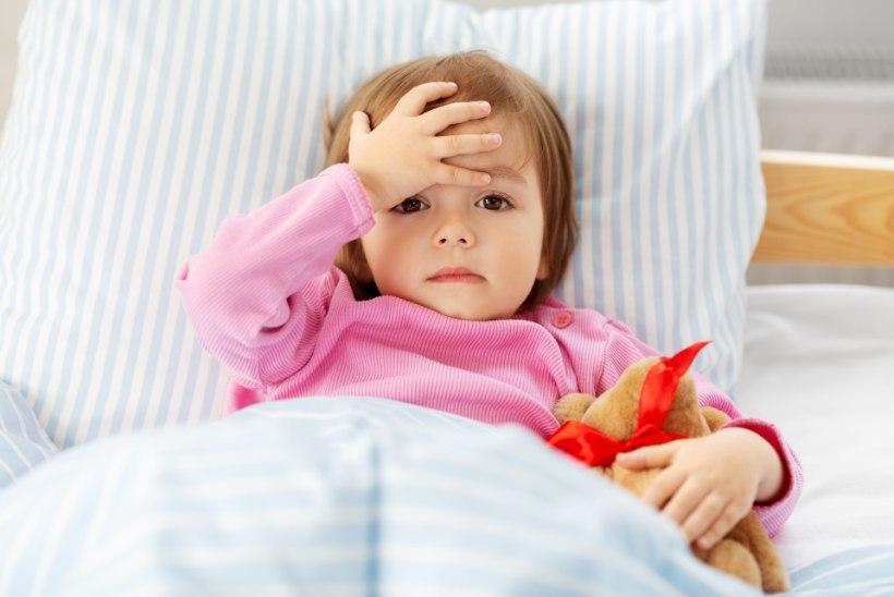 KOROONA OHTLIKUD TAGAJÄRJED: lastel tekib üha rohkem raskeid tüsistusi, mis vajavad pikka haiglaravi