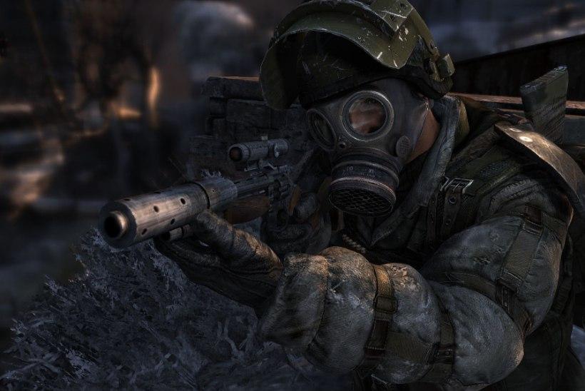 """PÕHJUST RÕÕMUSTADA! Tulistamismäng """"Metro 2033"""" on taaskord tasuta saadaval"""