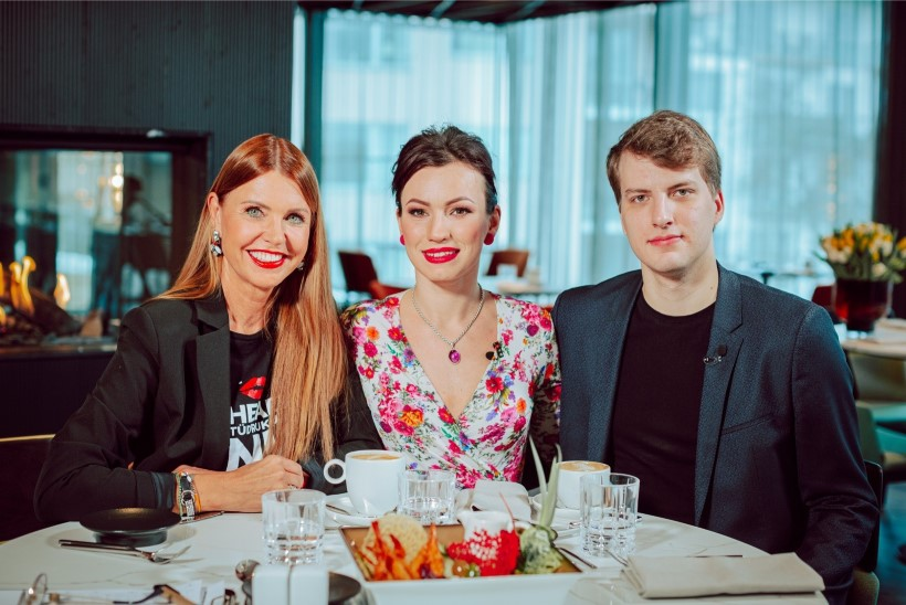 VIDEO | Meeleolukas hommikusöök Silvia ja Marceliga ühes Tallinna romantilisemas hotellis