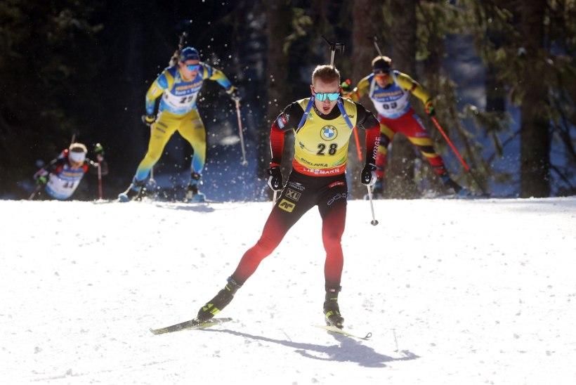 Segateatesõidus Norrale vastast ei leidunud, Eesti finišisse ei jõudnud