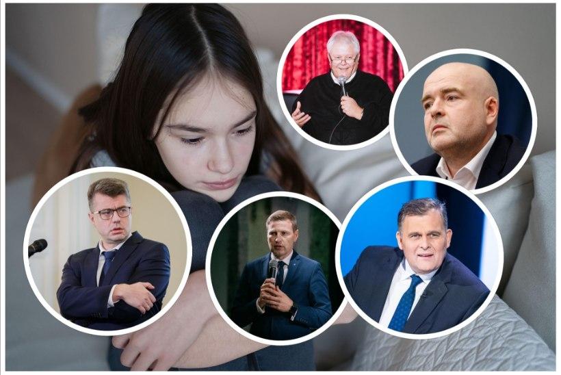 SEADUSTATUD PEDOFIILIA: täiskasvanud magatavad 14aastasi ja poliitikud pigistavad silmad kinni