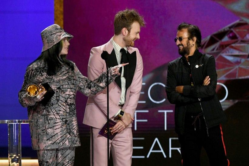 Naised teenisid Grammy-galal epohhiloovaid võite