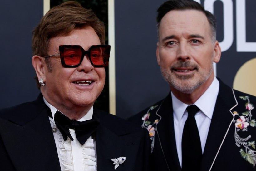 AH ET PATUELU? Elton John norib Vatikaniga tüli