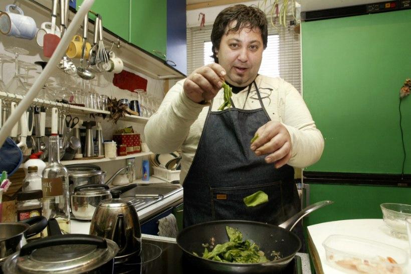 Endisest telekokast Sven Azojanist sai pärast rasket insulti aednik: kokatööks pole enam jaksu