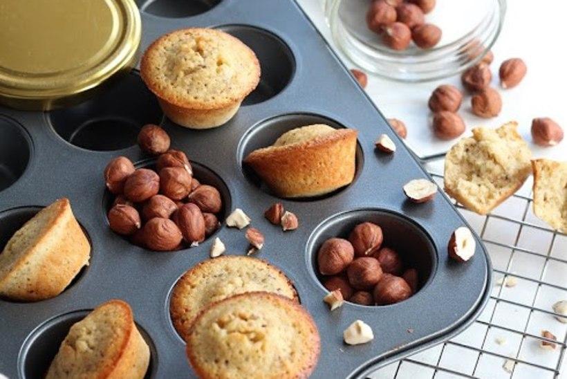 LIHTNE JA KIIRE: metspähklitega minimuffinid