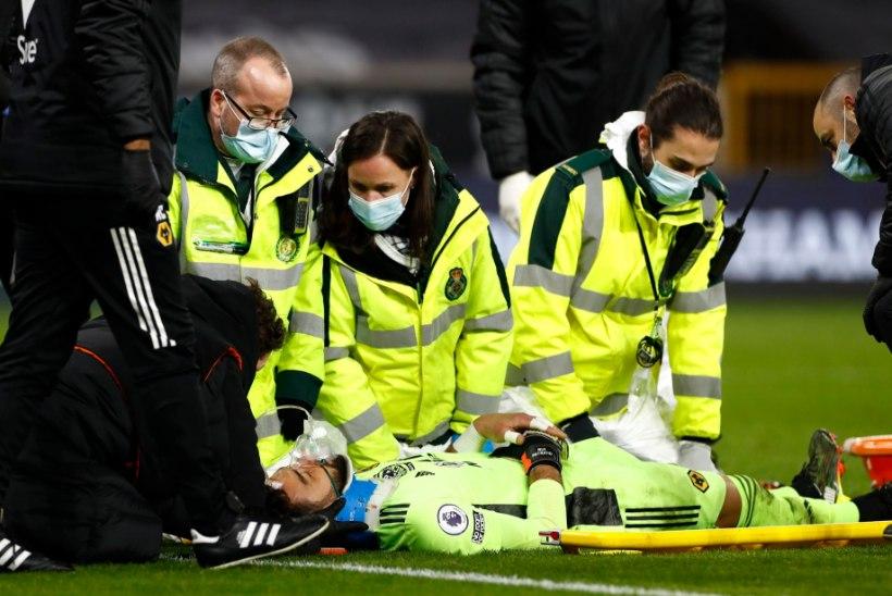 19 lisaminutit: Liverpooli olulises võidus sai vastaste väravavaht šokeeriva vigastuse ja lahkus kanderaamil