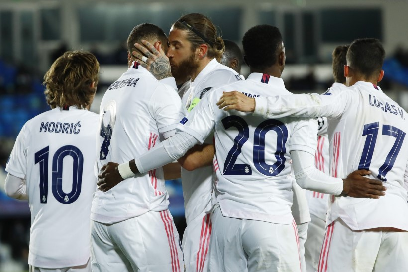 MEISTRITE LIIGA: Manchester City ja Madridi Real liikusid mängeldes veerandfinaali
