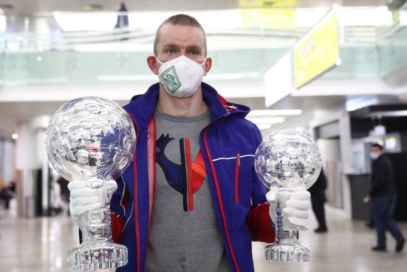 Bolšunov lööb letile 120 000 eurot, et osta norralaste salarelv: oleme neist kaugel maas