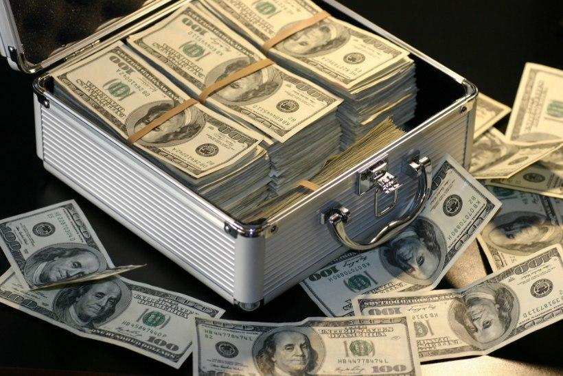 Raport: hasartkastide tulu võib 2025. aastaks kerkida kuni 20 miljardi dollarini