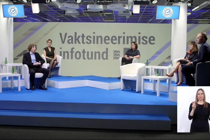 Tanel Kiik: vaktsineerimine on juba aidanud kaasa haiglaravi vajaduse vähendamisele