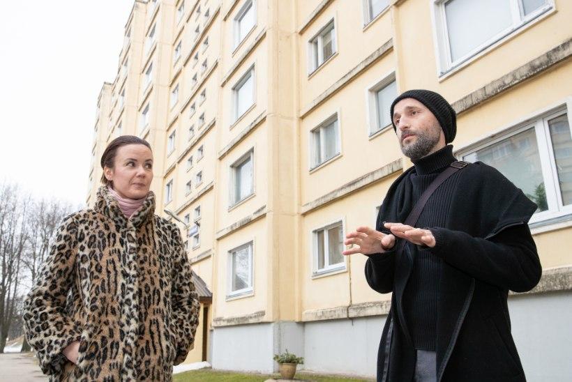 """Näitleja Märt Avandi: """"Vaata, mis aeg praegu on – muidugi me tahame ükskõik mida mängida, kasvõi Annelinna ühetoalises korteris!"""""""