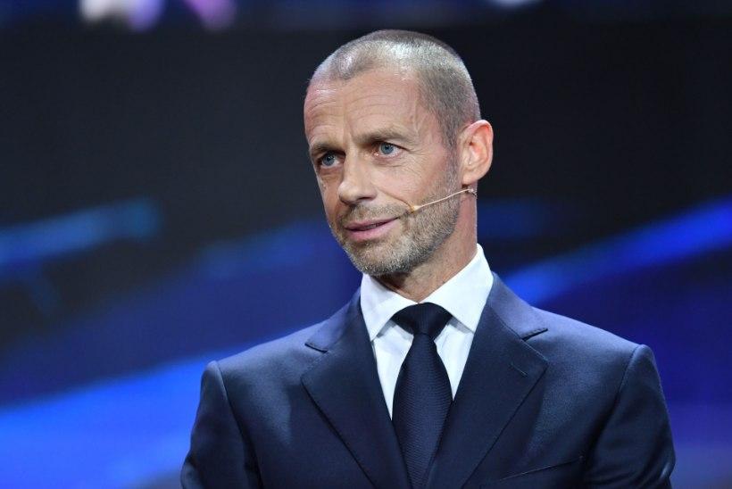 UEFA karm sõnum: kui riik publikut EMile ei luba, siis viime mängud mujale