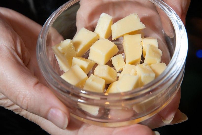 Eestlased hakkasid ameeriklaste toidulauale valmistama peekoni maitsega juustu