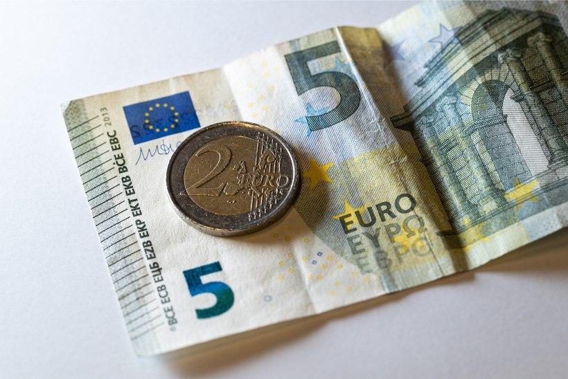 Keskmine pension tõuseb 24 eurot