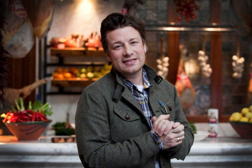 Jamie Oliver ei tea, kui vanaks ta esmasündinu sai!