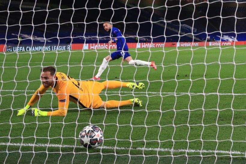 MEISTRITE LIIGA: Bayern seljatas Lazio, Chelsea lülitas konkurentsist Hispaania liiga liidri