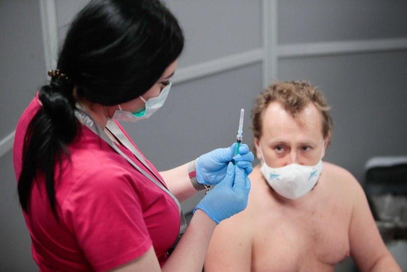 SPUTNIK SISSE JA MÄNGULE! Venemaa suurklubi pani tööle vaktsineerimisjaama