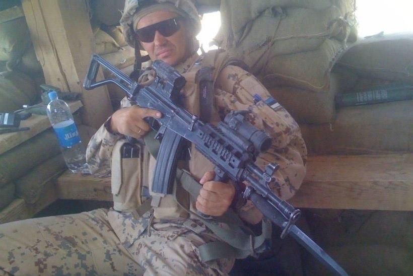 """Kolmekordne Afganistani veteran: """"Surmaga sai kõvasti mängitud, aga vedas, ise kriimu ei saanud."""""""