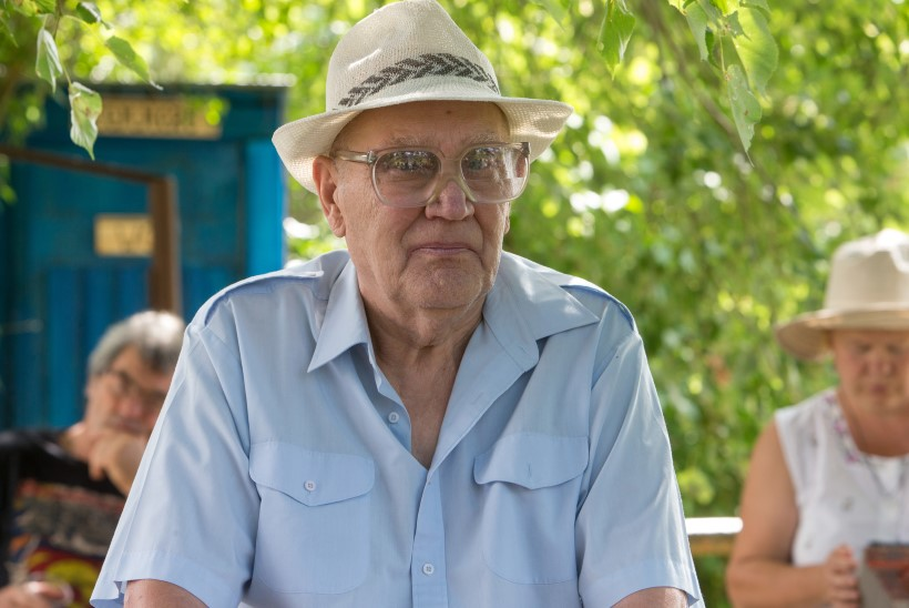 Suri ilmatark Ilmar Tiismaa. Abikaasa: ta oli väga südamlik ja armastav mees