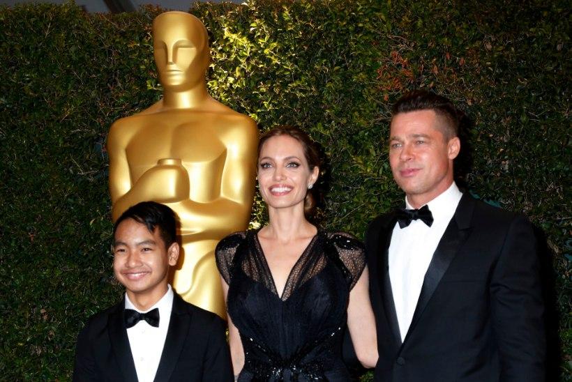 Jolie ja Pitti poeg Maddox tahab protestiks isa perekonnanimest loobuda