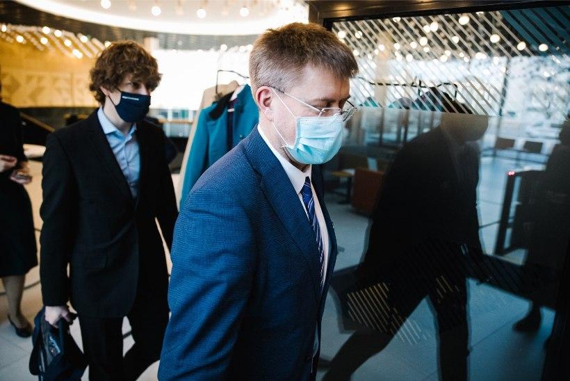VIDEO | Tanel Kiik: kui koroonanumbrid ei lange, peab valitsus uuel nädalal astuma järgmisi samme