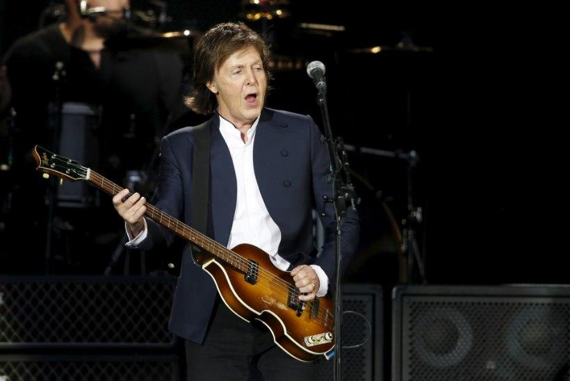 Paul McCartney avaldab ligi 1000-leheküljelised memuaarid