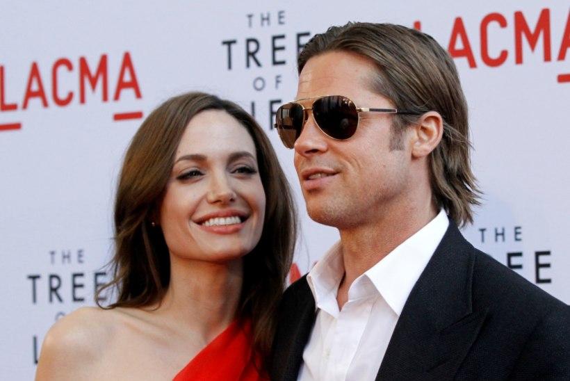 Angelina müüs Bradi kingitud haruldase maali 11,5 miljoni dollariga