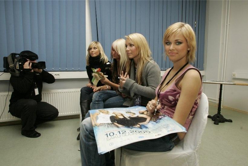 Tere tulemast! Vanilla Ninja liige Triinu Kivilaan lendas muusikavideo võteteks Tallinnasse