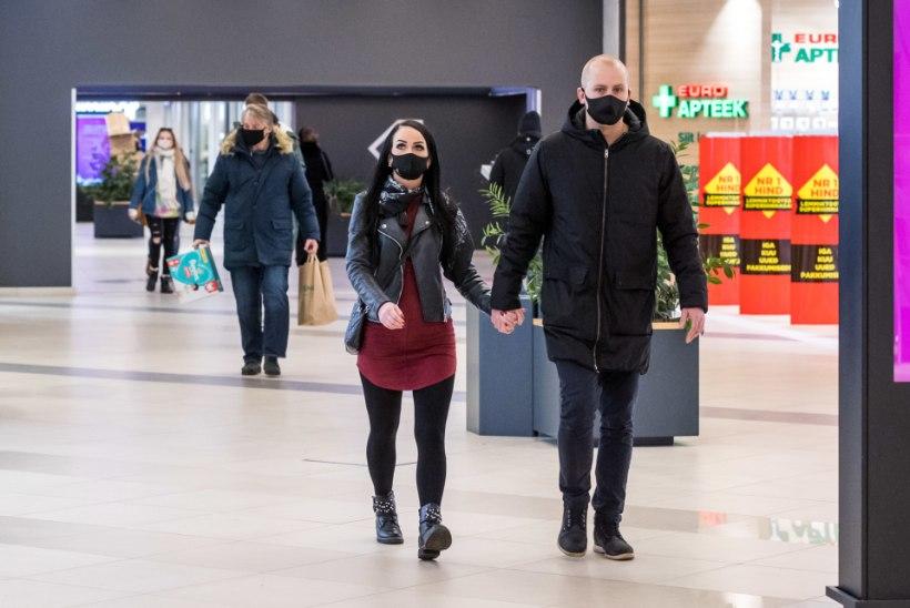 """REPORTAAŽ TURVAMEHE TÖÖVARJUNA   """"Ma ei taha maski, mul on siuke haigus."""" Kuidas põhjendavad kliendid katmata nägu?"""