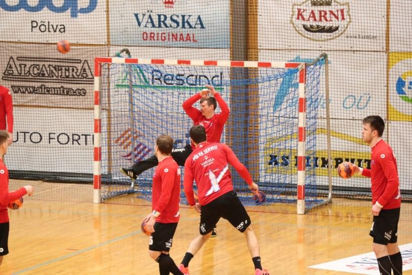 GALERII   Avapoolaja ühe väravaga kaotanud Serviti vandus ajaloolises veerandfinaalis kodus alla Rootsi klubile