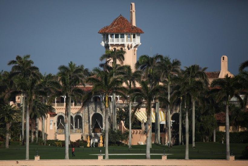 Donald Trumpi Florida elukohas on koroonaviiruse puhang