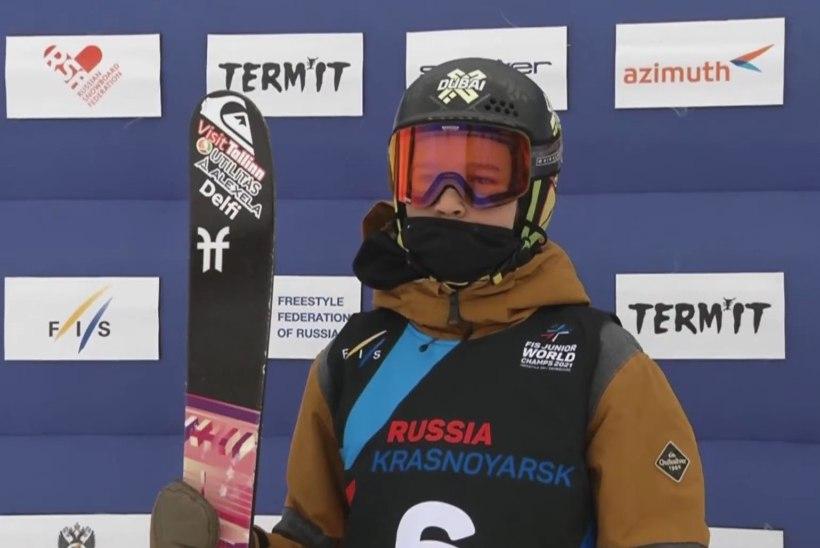VIDEO | TUBLI! Henry Sildaru võitis juunioride MMil teise medali