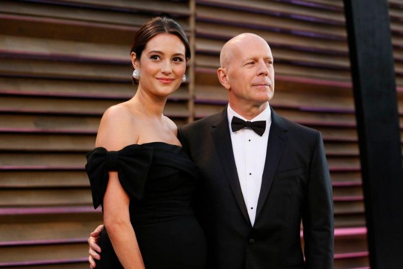"""Bruce Willis ja Emma Heming tähistasid 12. pulma-aastapäeva: """"Minu inimene."""""""