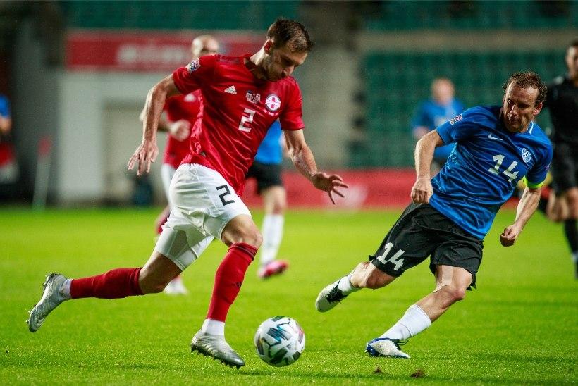 Pettunud Konstantin Vassiljev MM-valikmängu liigutamisest: loogikat seal pole