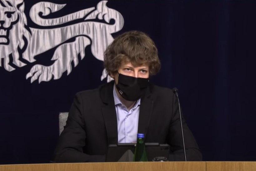 VIDEO   Tanel Kiik: koroonaolukord on mõnevõrra stabiliseerunud, aga vastuvõetamatult kõrgel tasemel