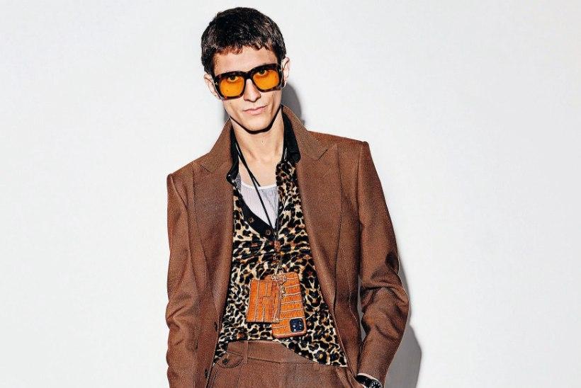 Näppa kallima riietamiseks ideid moelavadelt! Kevadine meestemood toob pilti tuttavad mustrid uues ja säravas kuues